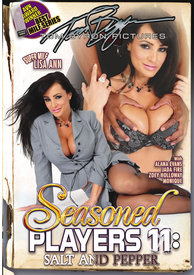 Seasoned Players 11 Salt And Pepper